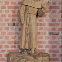 Der Heilige Antonius von Padua von Otto Kobel, 1975