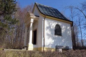 Kapelle St. Wendelin auf der Buchel