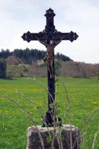 Flurkreuz bei Bertoldshofen