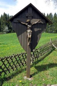Flurkreuz am Galgensee