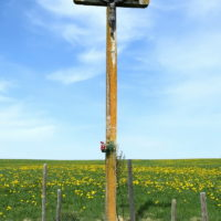 Flurkreuz bei Osterried