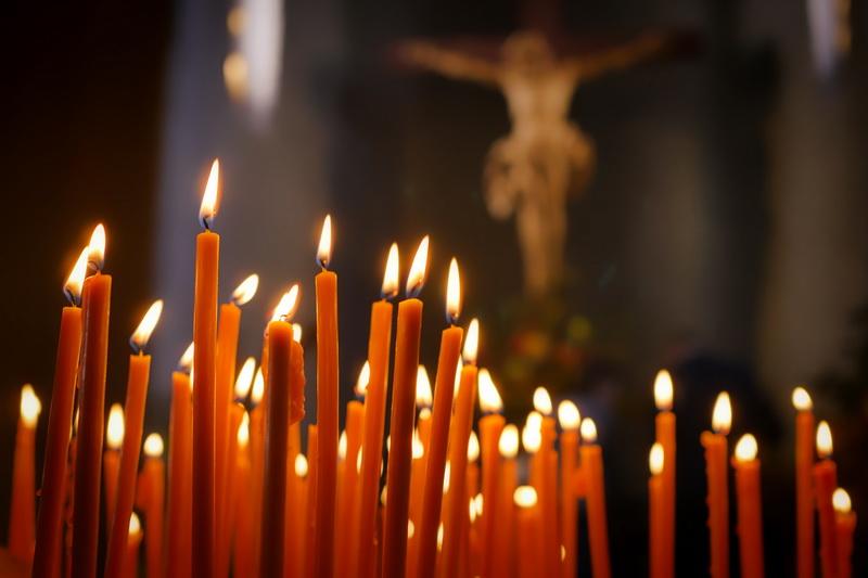 Monatliches Friedensgebet von Christen in Marktoberdorf