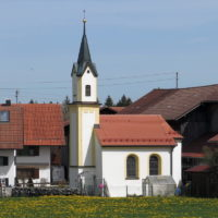 Kapelle St. Wendelin in Osterried