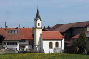 Kapelle St. Wendelin in Osterried