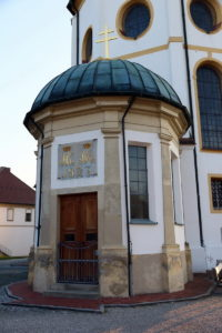 Wenzeslaus Kapelle bei der Pfarrkirche St. Martin