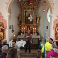 St. Isidor in Hausen