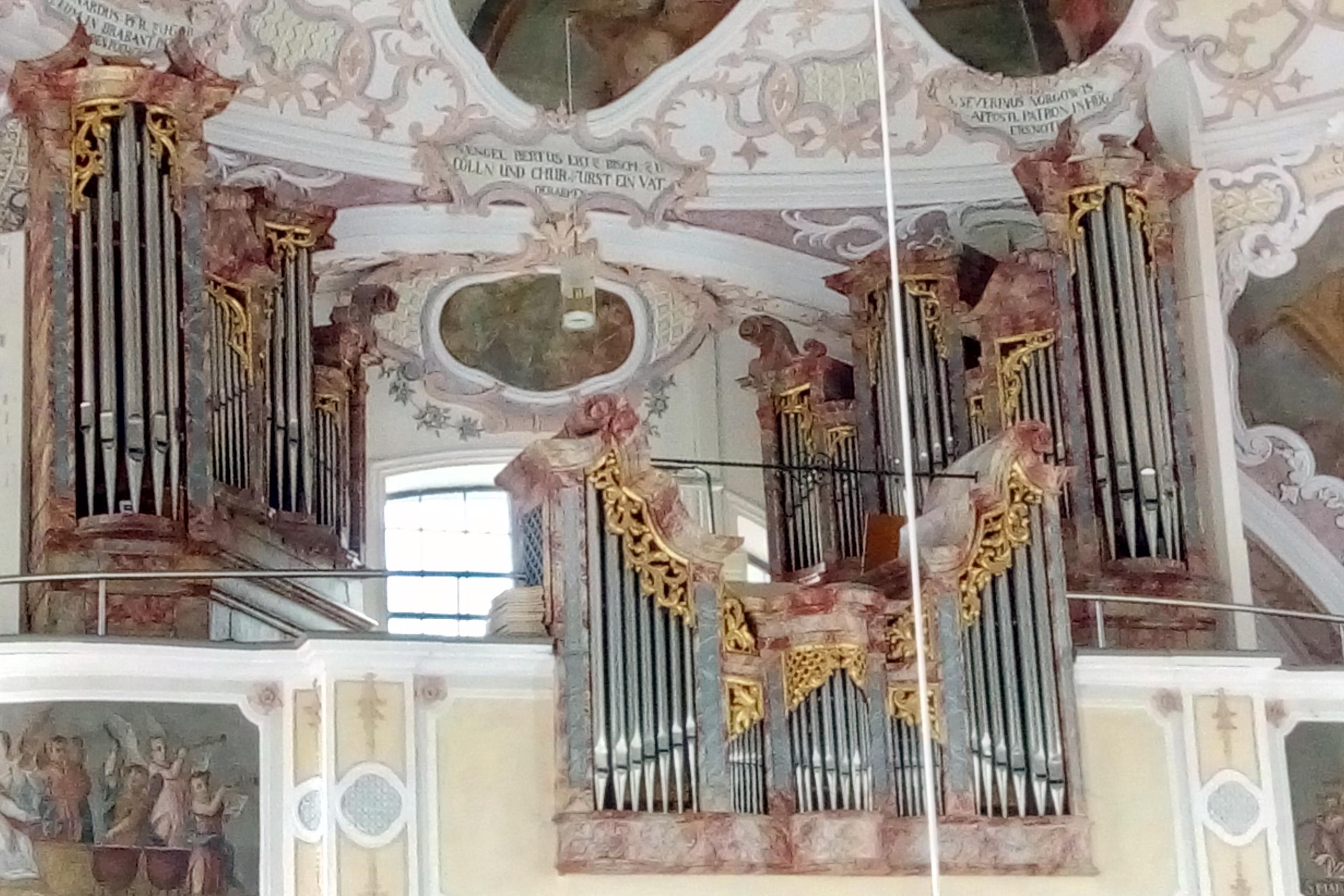 Orgelführung zum 9. Deutschen Orgeltag