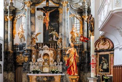 St. Martin (Meinrad Beck)