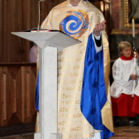 2011 - Festgottesdienst zum 90. Geburtstag von Alwin Holdenrieder
